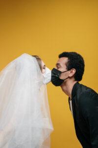 śluby podczas pandemii